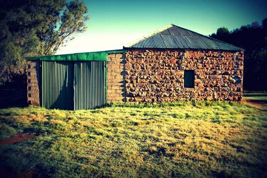 Rietkuil Farm Cottage