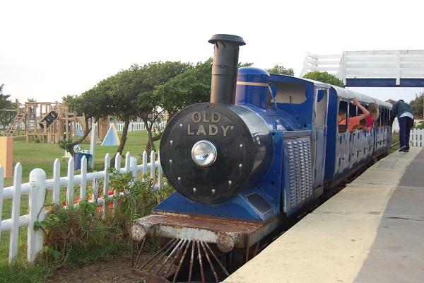 The Blue Train Park