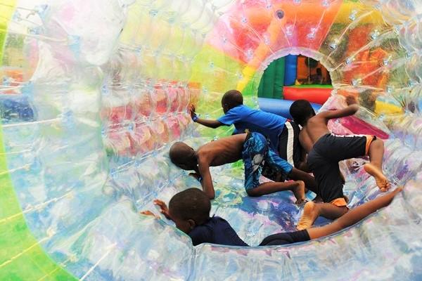 Cedar Junction Theme Park