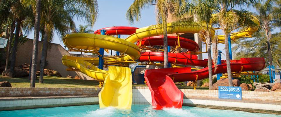 Image of tubes at Warmbaths Forever Resort