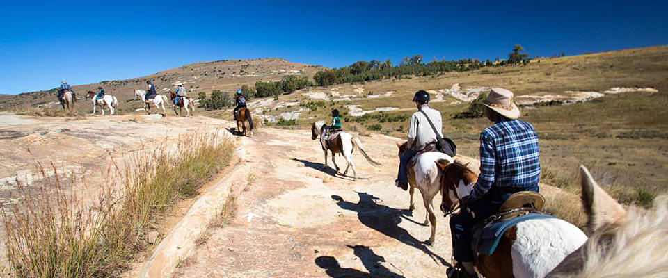 Image of outride at Bokpoort Cowboy Ranch, Clarens