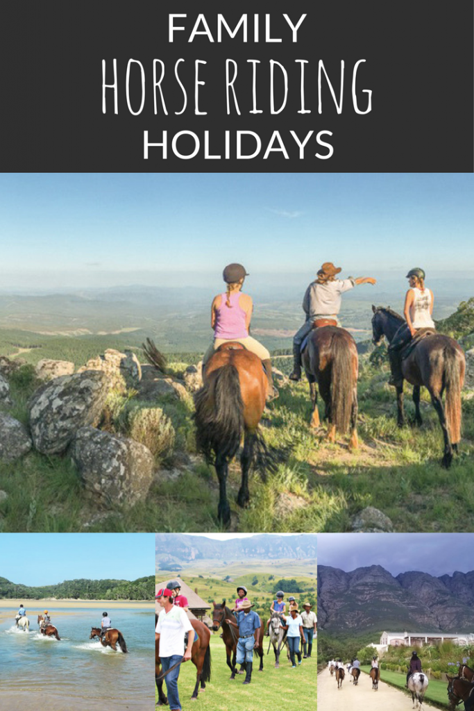 Family Horse Riding Holidays